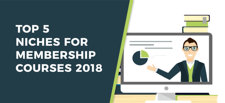 5 Membership Niches for 2018 - Turn Your Prospect's Pain Into Your Gain